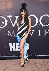 May 14, 2019 - Hollywood, California, U.S. - Bai Ling arrives for the premiere of HBO's 'Deadwood' Movie at the Cinerama Dome theater. (Credit Image: © Lisa O'Connor/ZUMA Wire)