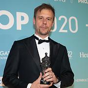 NLD/Amsterdam/20200211 - Uitreiking Edison Pop 2020, Armin van Buren wint een Award