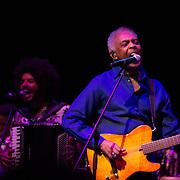 Gilberto Gil - Refavela 40 at LONDON Barbican
