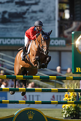 Bloomberg Georgina, (USA), Lilli <br /> BMO Nations Cup<br /> Spruce Meadows Masters - Calgary 2015<br /> © Hippo Foto - Dirk Caremans<br /> 13/09/15