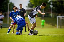 NK Bravo Ljubljana vs. Udinese Calcio during the Ljubljana Open Cup 2021. , on 12.06.2021 in ZAK Stadium, Ljubljana, Slovenia. Photo by Urban Meglič / Sportida