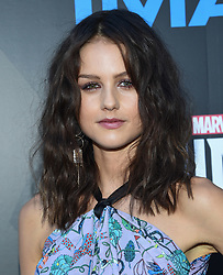 Marvel's Inhumans - The First Chapter held at the Universal CityWalk. 28 Aug 2017 Pictured: Isabelle Cornish. Photo credit: O'Connor/AFF-USA.com / MEGA TheMegaAgency.com +1 888 505 6342