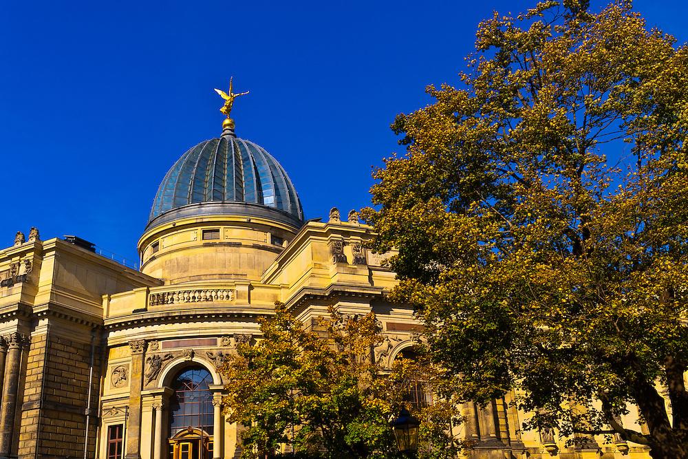 Kunstakademie (Art Academy), Dresden, Saxony, Germany
