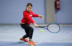 Igrajmo tenis 2019, U10, on May 19, 2019, in BTC, Ljubljana, Slovenia. Photo by Vid Ponikvar / Sportida