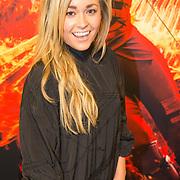 NLD/Amsterdam/20151116 - Filmpremiere The Hunger Games: Mokingjay-part 2, Ingrid Jansen