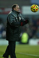 Photo: Aidan Ellis.<br /> Doncaster Rovers v Bristol City. Coca Cola League 1.<br /> 26/11/2005.<br /> Bristol manager