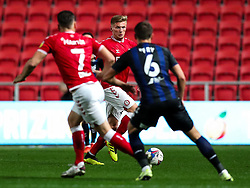 Taylor Moore of Bristol City - Rogan/JMP - 20/10/2020 - Ashton Gate Stadium - Bristol, England - Bristol City v Middlesbrough - Sky Bet Championship.