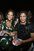 l to r: Veronica Webb and Pam Grier at The 3rd Annual Black Girls Rock Awards held at the Rose Building at Lincoln Center in New York City on November 2, 2008..BLACK GIRLS ROCK! Inc. is a 501 (c)(3) nonprofit, youth empowerment mentoring organization established for young women of color.  Proceeds from ticket sales will benefit BLACK GIRLS ROCK! Inc.?s mission to empower young women of color via the arts.  All contributions are tax deductible to the extent allowed by