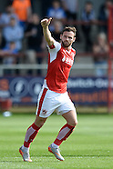 Fleetwood Town v Colchester United 220815