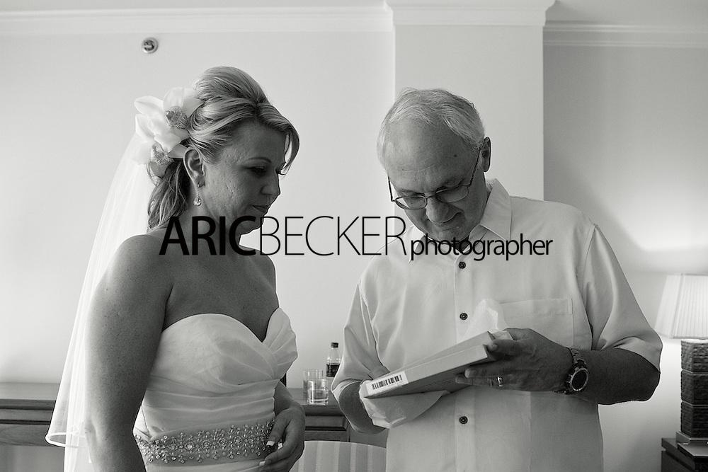 Wilson & Jenna's Hawaiian wedding. Wilson & Jenna were married on Oahu February 12th.