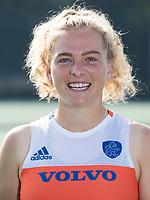 UTRECHT - Hester van der Veld. Jong Oranje dames voor EK 2017 in Valencia. COPYRIGHT KOEN SUYK
