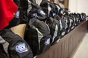 12/8/13 12:23:34 PM -- Albuquerque NM  --Presentation of supplies for Operation Comfort Warriors gifts to the Raymond G. Murphy VA Medical Center in Albuquerque, N.M..<br /> <br />  --    Photo by Steven St John
