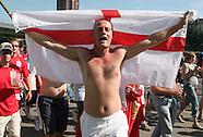 2006.06.10 World Cup: England Fans in Frankfurt