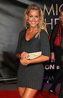 Natalie Lowe Michael Jackson 'The Life of an Icon' World Premiere, Empire Cinema, Leicester Square, London, UK, 02 November 2011:  Contact: Rich@Piqtured.com +44(0)7941 079620 (Picture by Richard Goldschmidt)