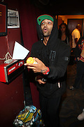 Joe Buttons at The Rock The Bells Presents Reflection Eternal held at  BB KIngs on August 28, 2009 in New York City