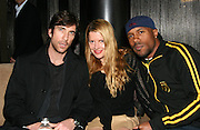 Dylan McDermott, Heidi Jo Markel of Eclectic Pictures, Producer & Danny Green, Director.The Tenants Post Screening Party.Aer Premiere Lounge.New York, NY, USA.Monday, April, 25, 2005.Photo By Selma Fonseca/Celebrityvibe.com/Photovibe.com, .New York, USA, Phone 212 410 5354, .email: sales@celebrityvibe.com ; website: www.celebrityvibe.com...