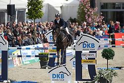 Hirota Ryuma, (JPN), Nic Of Time<br /> CSI4* Grand Prix DKB-Riders Tour<br /> Horses & Dreams meets Denmark - Hagen 2016<br /> © Hippo Foto - Stefan Lafrentz