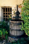 Historic Lombardo Homestead (c. 1872) Boeger Winery, near Placerville, El DoradoCounty, California