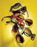 Sunglasses forthe Your Style splash page in the May issue of Capital Style. (Will Shilling/Capital Style)