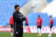 081017 Wales football training