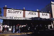 Sloppy Joe's Bar, Key West, Florida<br />