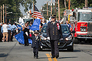 Middletown, New York - The Middletown Fire Department's annual Inspection Parade was held on Sept. 10, 2016.