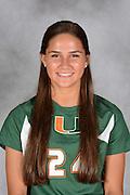 2014-15 Miami Hurricanes Athletics Head Shots