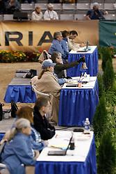 Judges<br /> Alltech FEI World Equestrian Games <br /> Lexington - Kentucky 2010<br /> © Hippo Foto - Leanjo de Koster