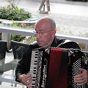 NLD/Amsterdam/20081001 - Lunchconcert musical Piaf Hotel,