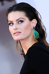 Brazilian model Isabeli Fontana attending The Shape of Water Premiere during the 74th Venice International Film Festival (Mostra di Venezia) at the Lido, Venice, Italy on August 31, 2017. Photo by Aurore Marechal/ABACAPRESS.COM