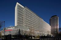 02/Febrero/2019 Madrid.<br /> Edificio de oficinas propiedad de Alba en Paseo de la Castellana nº 89.<br /> <br /> © JOAN COSTA