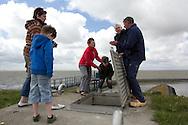 Open Dag vismigratie bij Roptazijl.