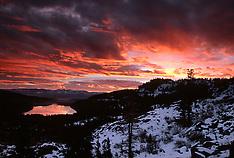 Tahoe Area 35mm film photos