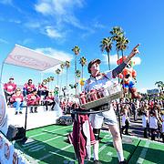 San Diego Holiday Bowl Parade 2016