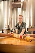 Nat West of Reverend Nat's Cidery in Portland, Oregon