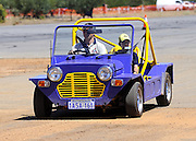 Classic Mini Moke at the Caversham Historic Motoring Fair. Caversham, Perth, Western Australia.<br /> Sunday, 15th November 2009