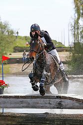 Rens Luc, BEL, Fanne van  het Hulsthof<br /> Nationale LRV-Eventingkampioenschap Minderhout 2017<br /> © Hippo Foto - Kris Van Steen<br /> 30/04/17