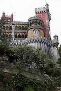 Pena National Palace, Sintra, Portugal. PHOTO PAULO CUNHA/4SEE