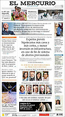 October 17, 2021 - LATIN AMERICA: Front-page: Today's Newspapers In Latin America