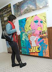 Bridge Arts Fair<br /> at the Trafalgar Hotel, London, Great Britain<br /> 11th October 2007,<br /> Opening Press Preview<br /> <br /> <br /> Photograph by Elliott Franks
