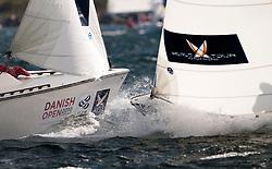 Danish Open 2010, Bornholm, Denmark. World Match Racing Tour. photo: Loris von Siebenthal - myimage