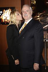 Don't mention the war! John Cleese mit Ehefrau Jennifer Wade bei der Verleihnung der Rose d'Or Awards 2016 im AXICA Convention Centre in Berlin<br /> <br /> / 130916<br /> <br /> *** Rose d'Or Awards 2016 in Berlin, Germany; September 13th, 2016 ***