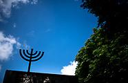 Białystok. 80. rocznica spalenia Żydów w Wielkiej Synagodze - 27.06.2021
