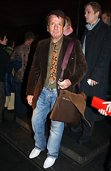 NICKY HASLAM at an aftershow party following the opening of the play Whose Life is it Anyway held at Mint Leaf, Suffolk Place, London SW1 on 26th January 2005.<br /><br />NON EXCLUSIVE - WORLD RIGHTS
