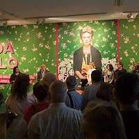 Frida Kahlo painting exhibition 2018