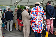WALTER WOMERSLEY; Ladies Day, Glorious Goodwood. Goodwood. August 2, 2012