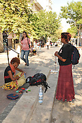 Israel, Jerusalem, Ben Yehuda pedestrian street