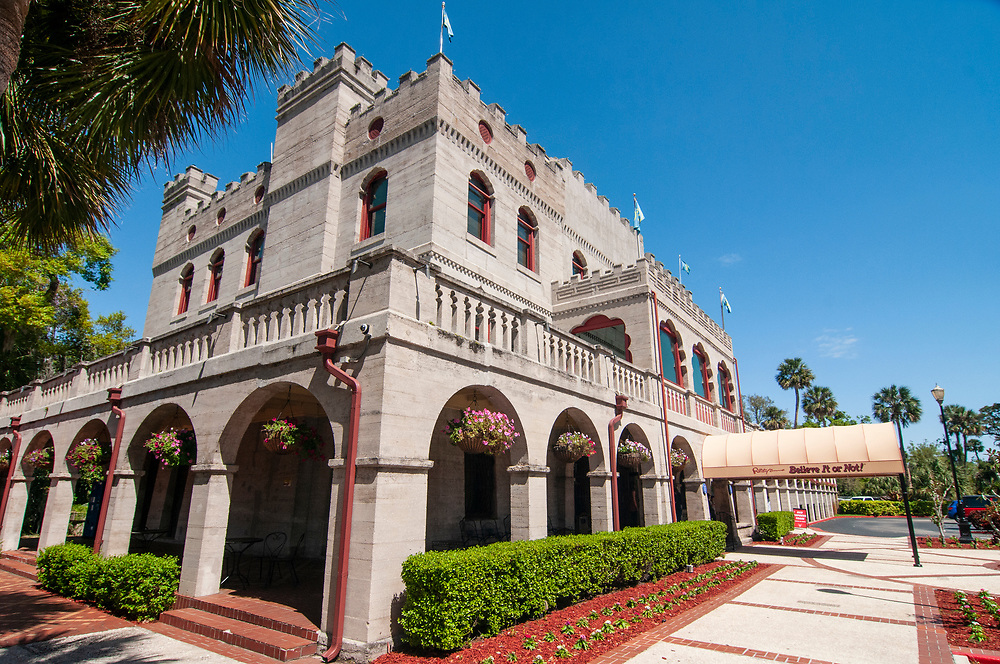 Ripley's Believe It or Not! museum in St. Augustine, Florida on Friday, March 19, 2021. Copyright 2021 Jason Barnette