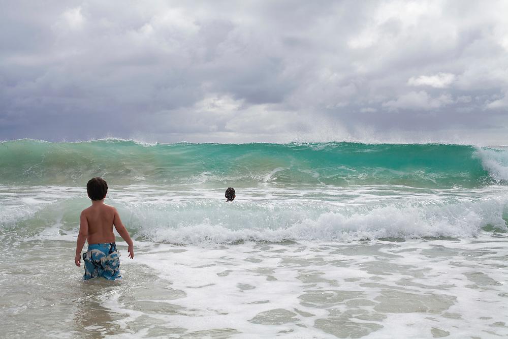 Bunker Bay Beach, Western Australia, April 2015.
