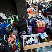 In Barcelona, housing has become a speculative business rather than a right. Since 2013, more than 14,841 evictions have been executed in the city. In 2017 alone, 85% of the 2,519 evictions carried out were due to non-payment of rent.